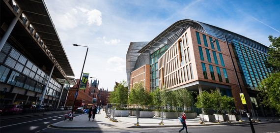 First scientists move in to London's new world-leading research lab